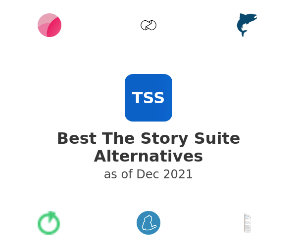 Best The Story Suite Alternatives