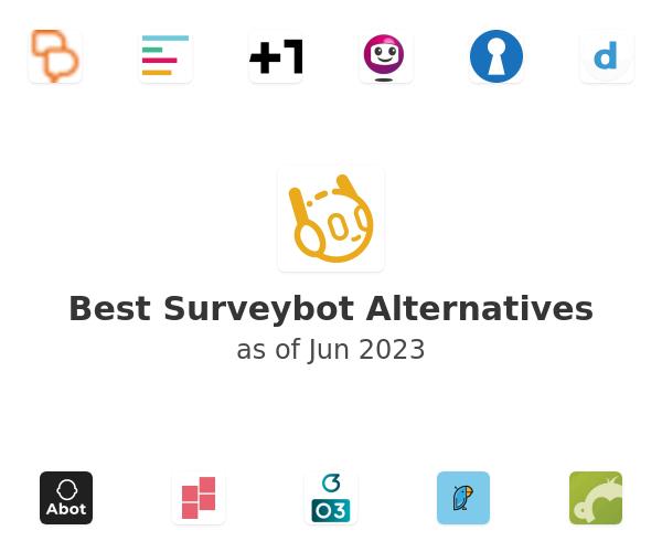 Best Surveybot Alternatives