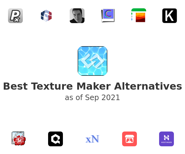 Best Texture Maker Alternatives