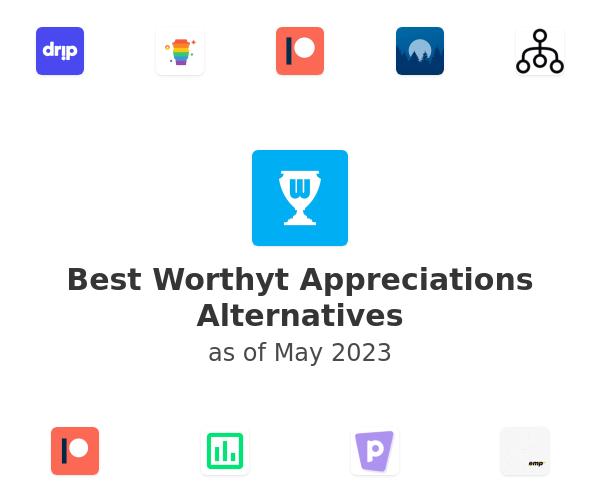 Best Worthyt Appreciations Alternatives
