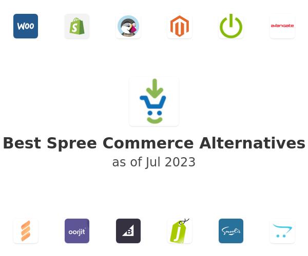 Best Spree Commerce Alternatives