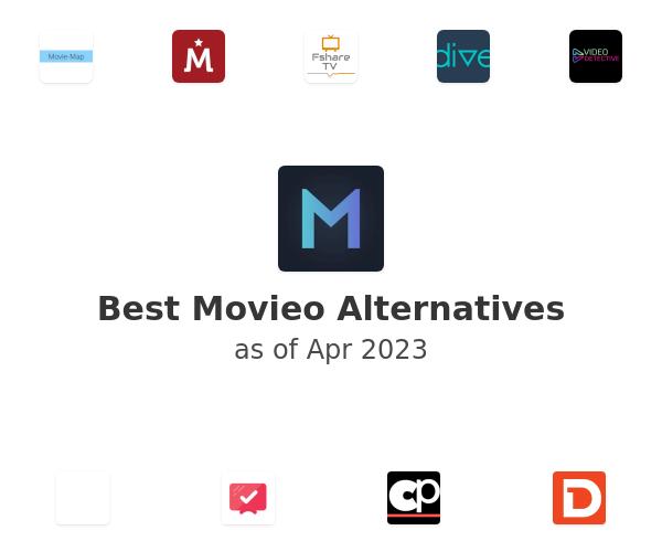 Best Movieo Alternatives