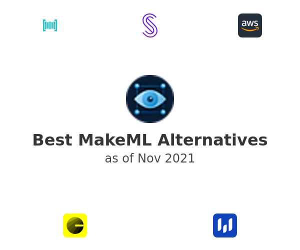 Best MakeML Alternatives