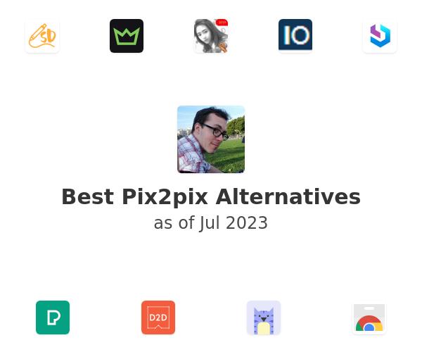 Best Pix2pix Alternatives