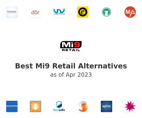 Best Mi9 Retail Alternatives