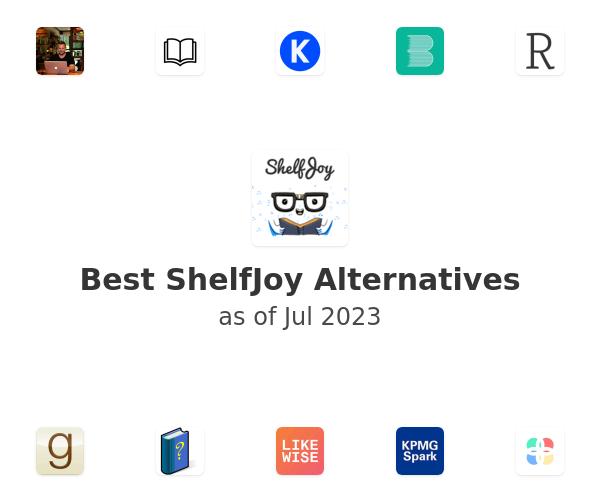 Best ShelfJoy Alternatives