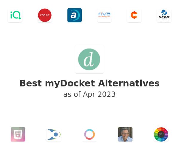 Best myDocket Alternatives