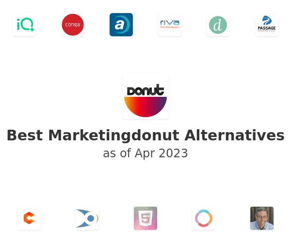 Best Marketingdonut Alternatives