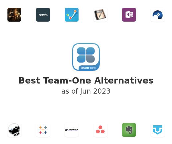 Best Team-One Alternatives