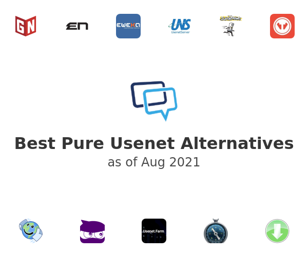 Best Pure Usenet Alternatives