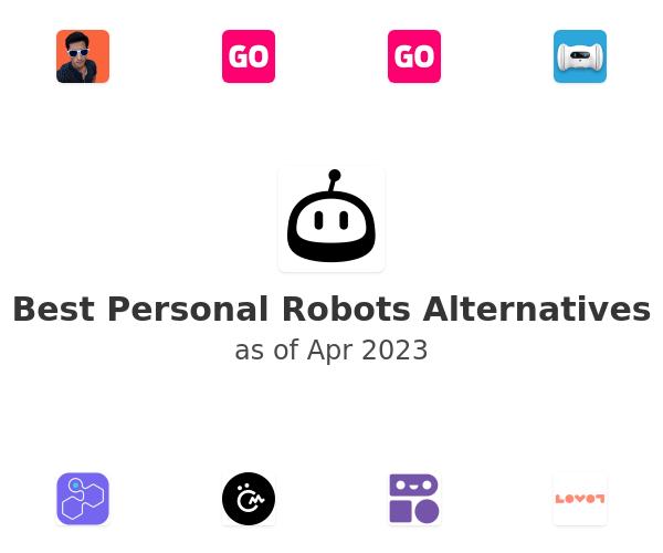 Best Personal Robots Alternatives