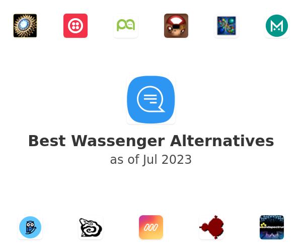 Best Wassenger Alternatives