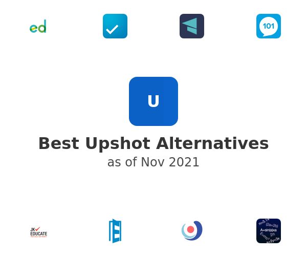 Best Upshot Alternatives