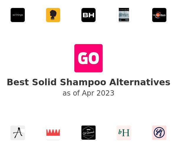 Best Solid Shampoo Alternatives