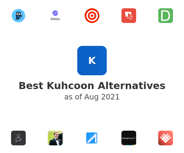 Best Kuhcoon Alternatives