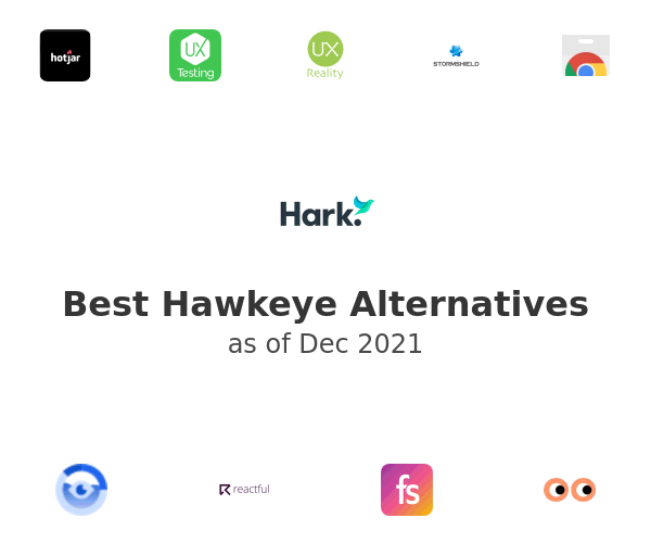 Best Hawkeye Alternatives
