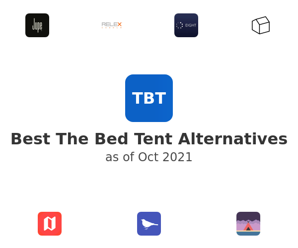 Best The Bed Tent Alternatives