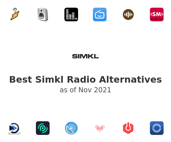 Best Simkl Radio Alternatives