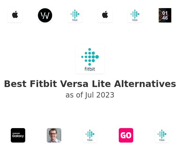 Best Fitbit Versa Lite Alternatives
