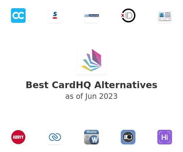 Best CardHQ Alternatives