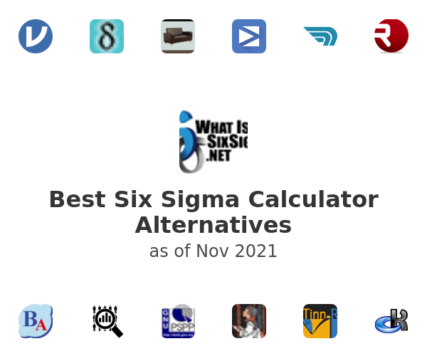 Best Six Sigma Calculator Alternatives