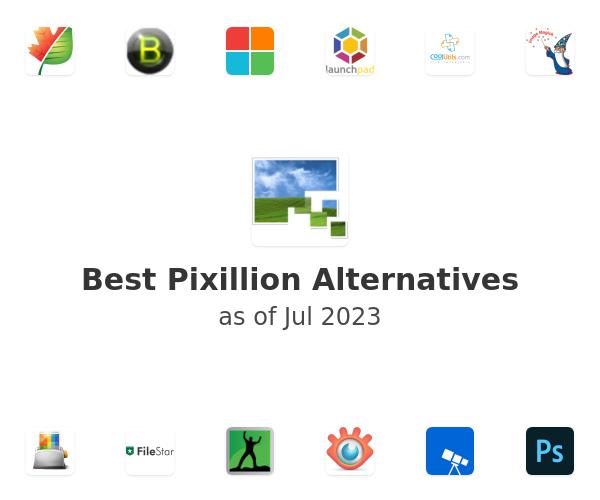 Best Pixillion Alternatives