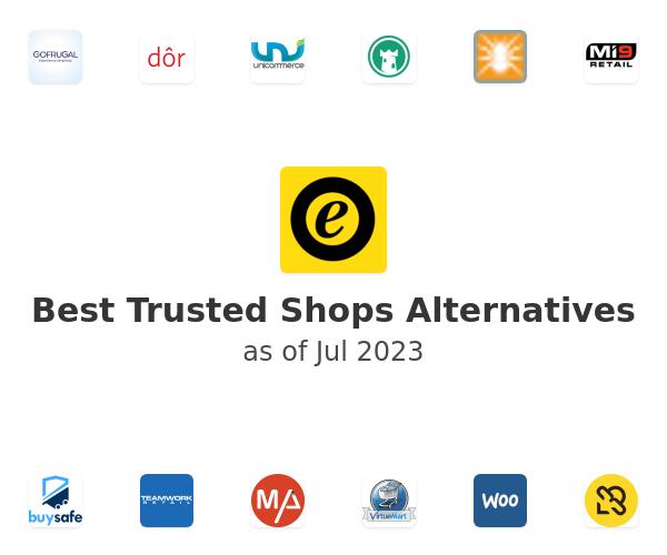 Best Trusted Shops Alternatives
