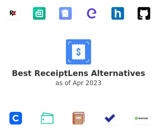 Best ReceiptLens Alternatives