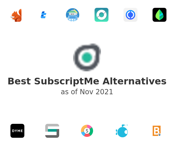 Best SubscriptMe Alternatives