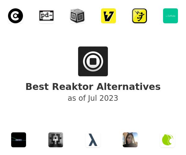 Best Reaktor Alternatives