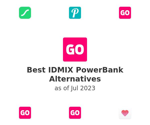Best IDMIX PowerBank Alternatives