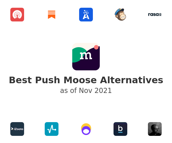 Best Push Moose Alternatives