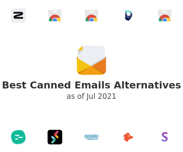 Best Canned Emails Alternatives