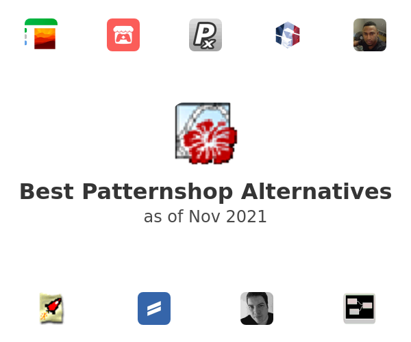 Best Patternshop Alternatives