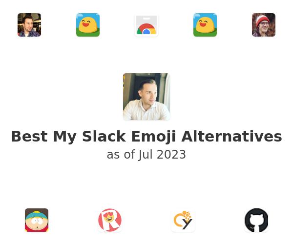 Best My Slack Emoji Alternatives
