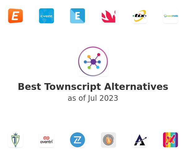 Best Townscript Alternatives