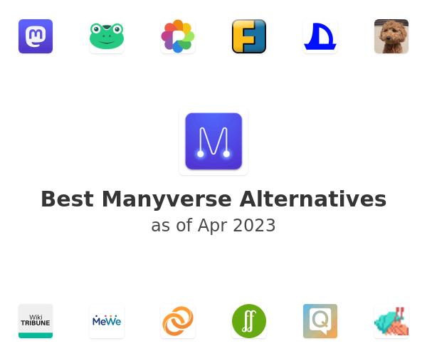 Best Manyverse Alternatives