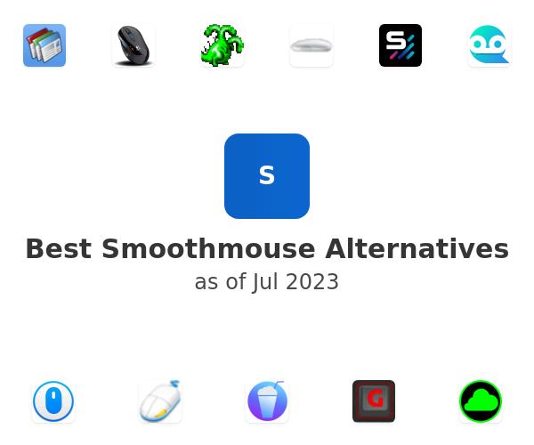 Best Smoothmouse Alternatives