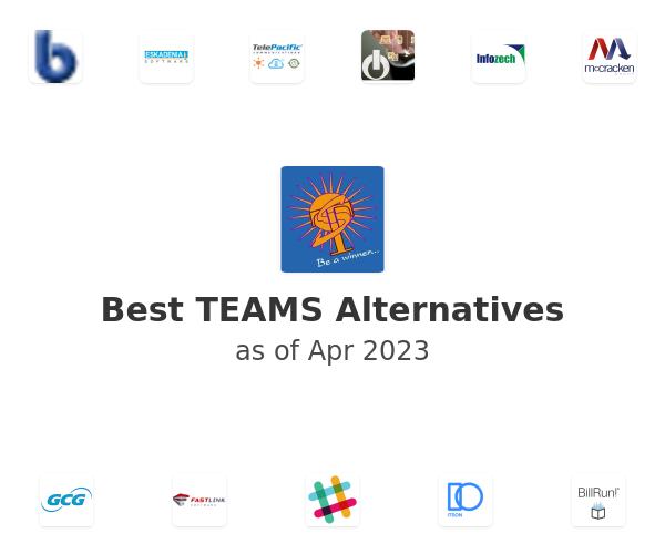 Best TEAMS Alternatives