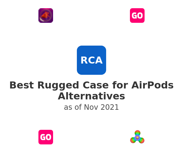 Best Rugged Case for AirPods Alternatives