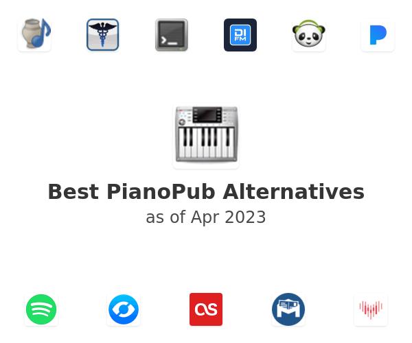Best PianoPub Alternatives