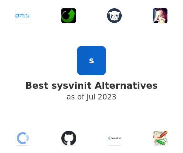 Best sysvinit Alternatives