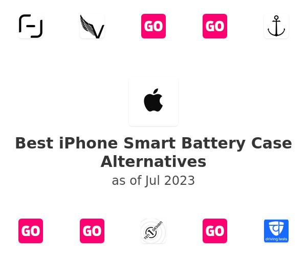 Best iPhone Smart Battery Case Alternatives