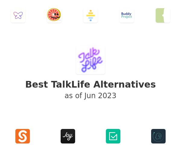 Best TalkLife Alternatives