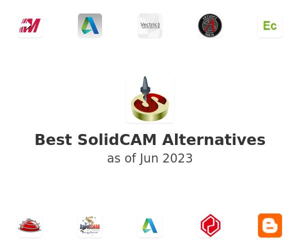 Best SolidCAM Alternatives