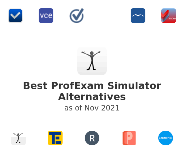 Best ProfExam Simulator Alternatives