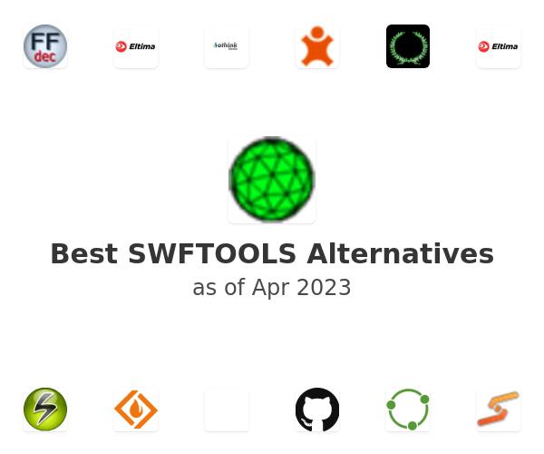 Best SWFTOOLS Alternatives
