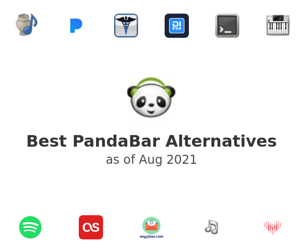 Best PandaBar Alternatives