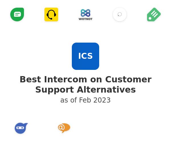 Best Intercom on Customer Support Alternatives