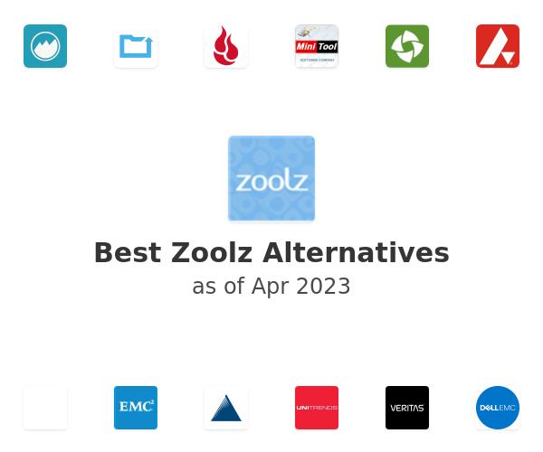 Best Zoolz Alternatives